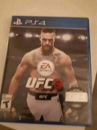 UFC 3 for PS4, sealed brand new Vancouver, V5R 1X5