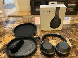 Sony WH-1000XM2 Wireless Noise Canceling Stereo Headphones