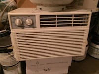 white window type air conditioner Edmonton, T5A
