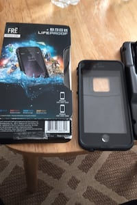 Used lifeproof fre iphone 6 and 6s Virginia Beach, 23464