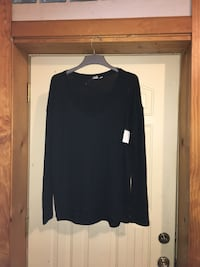 Ladies winter Tops-Size Large
