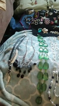 assorted jewelries collection