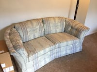 Vintage Love Seat Couch Canton, 44703