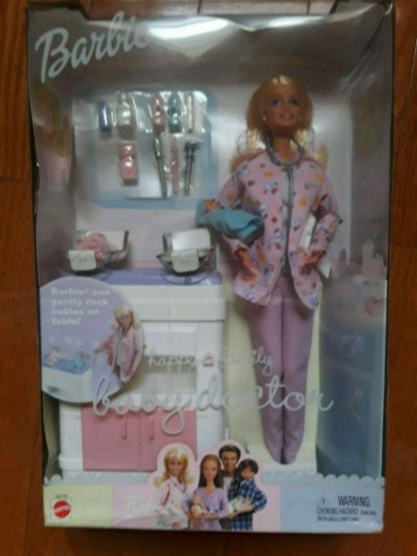 34e32c2b8b Barbie happy family baby doctor usado en venta en Cranford - letgo