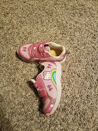 Size 10 toddler shoes like new