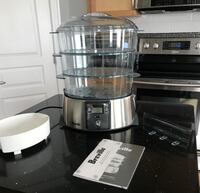 Breville Food Steamer Edmonton
