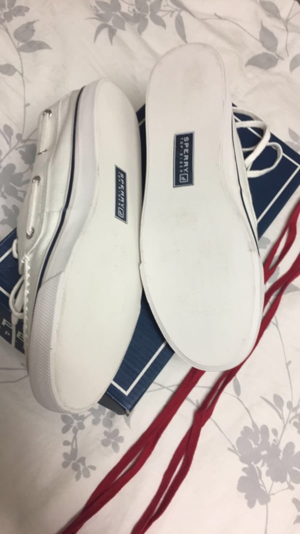Sperry White Top-sider shoe 9448c954-b4e6-4838-92c4-9c07f95cfcde