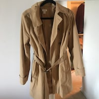 J Crew Trench Coat Arlington, 22206