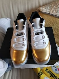 Size 14 jordan 11 low closing ceremony $200 or bes
