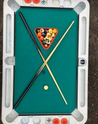 Vintage Fisher Price 3 in 1 Game Table
