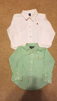 Like New! BOYS Shirts(24M & 3T) Milford Mill, 21244