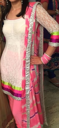 Indian punjabi suit