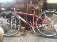 red and white road bike Fresno, 93705