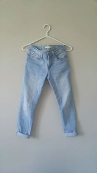 Forever21 crop jeans(size 25 ) Niagara Falls