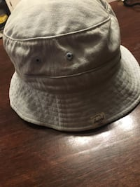 gray and white fitted cap Aldergrove, V4W 3B2