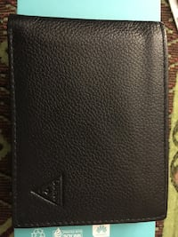 """BRAND NEW """"GUESS WALLET"""" BLACK LEATHER. Authentic  Las Vegas, 89110"""