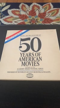 Academy Award Songs vinyl Records Manassas, 20112