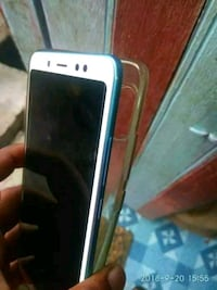 white Samsung Galaxy S3 mini