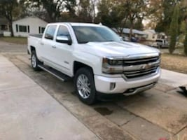 2018 Chevrolet Silverado 1500 High Country 4X4 Crew Cab Standard Box