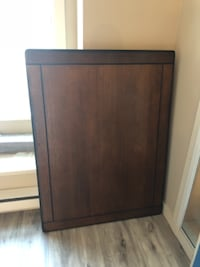 Wooden table with 4 chairs Burnaby