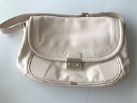 Marc By Marc Jacobs Ivory White Medium Size Purse with Floral Print Inside Calgary, T3K