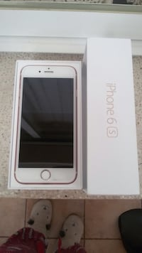 Iphone 6s rosa 6421 km