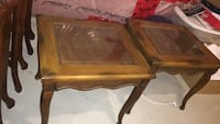 Coffee table I have 3 of them give me an offer Brampton, L7A 4M8