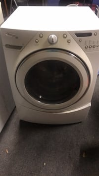 white front-load clothes washer Murrells Inlet, 29576