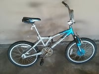 gray and blue BMX bike Rowland Heights, 91748