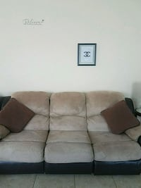 Sofa and love seat 200 for both  Kissimmee, 34746
