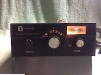 1970's JOHNSON MESSENGER 123A CB RADIO Ocala
