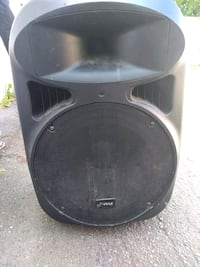"Pyle 15"" 1600 watt 2-way full range loud speaker  St. Catharines, L2N 2C1"