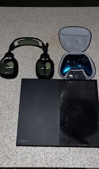 XBOX ONE W/ Astro headset and controller