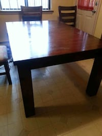 Dining Room Table (Morris County, NJ) Washington