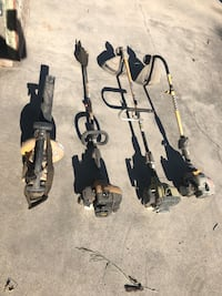 Trimmers, chain saw, blower Mission, 78573