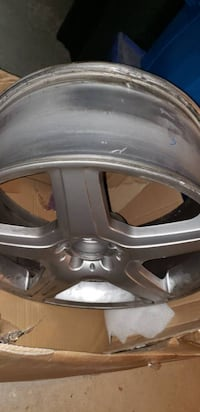 "Used Mercedes Benz AMG OEM 20"" wheel (Small crack) Silver Spring"