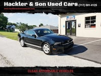 Ford Mustang 2014 Red Lion, 17356