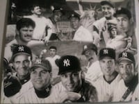 New York Yankees original painting Newport News, 23607
