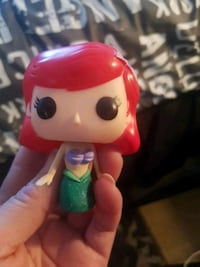 Ariel funko Kingston