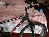 black and red Salcano hardtail mountain bike Los Angeles, 90005