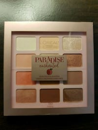 Paradise Enchanted scented eye shadow palette  542 km