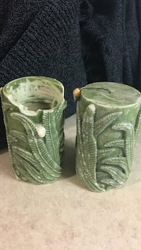 emboss green pillar candles Pitt Meadows, V3Y