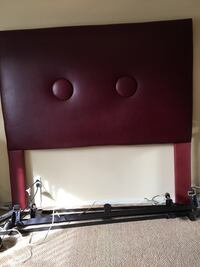Leather King Size headboard  Los Angeles, 90056