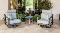 Tropitone Patio Furniture Set Silver Spring, 20910