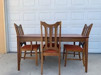Mid Century dining table South Gate, 90280