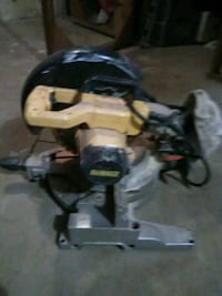 yellow and gray DEWALT miter saw Annandale, 22003