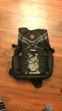 Suzuki motorcycle backpack Vancouver, V6E 1R7