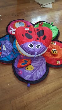 toddler's red, purple, green, and orange activity  Whitchurch-Stouffville, L4A 1G8