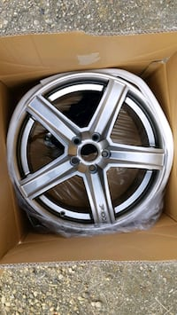 "17"" brand new in box Rims, 5x105 Edmonton, T5Y"