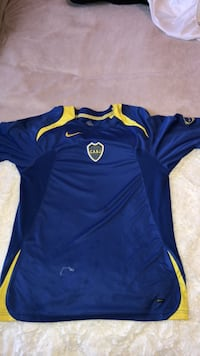 blue and yellow Adidas jersey Beaumont, 92223